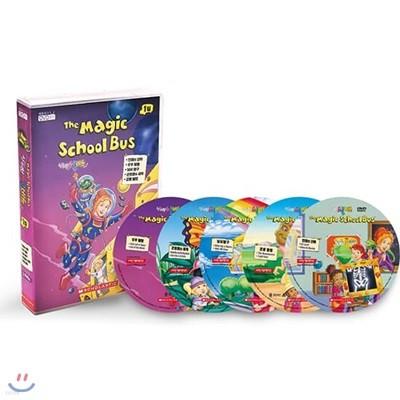 [DVD] The Magic School Bus 신기한 스쿨버스 1집 5종세트