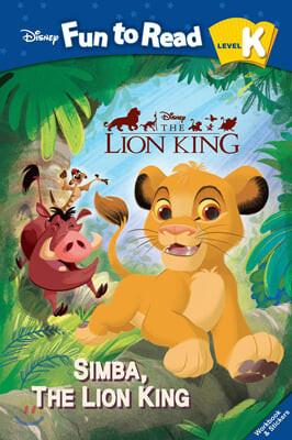 Disney Fun to Read K-12 /Simba, the Lion King (Lion King)