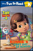 Disney Fun to Read K-20 / Bonnie's First Day of School(Toy story4)