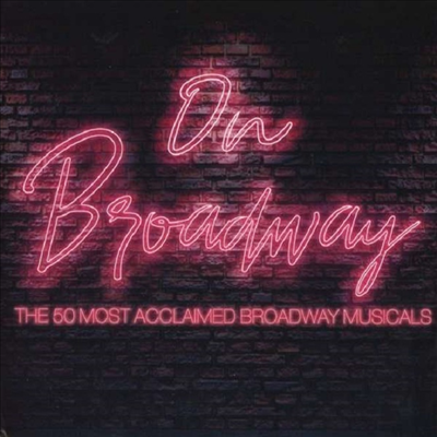 O.C.R. - Musical: On Broadway-The Golden Age 1943-1962 (5CD Boxset)
