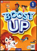 Boost Up 1 Student Book with DVD ROM/MP3 CD