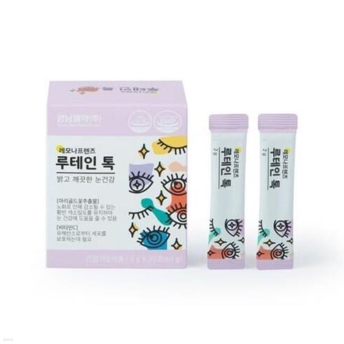 경남제약 루테인톡  2g X 30포/1박스