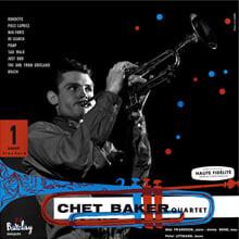 Chet Baker (쳇 베이커) - Chet Baker Quartet 1955 [LP]