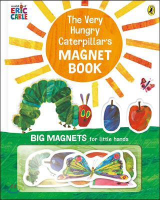 The Very Hungry Caterpillar's Magnet Book 에릭 칼의 배고픈 애벌레 마그넷북