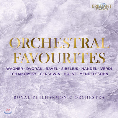 Royal Philharmonic Orchestra 관현악 명곡집 (Orchestral Favourites)