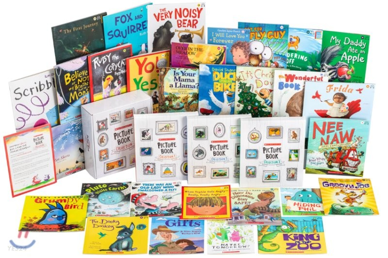 Scholastic Picture Book Collection (팝펜 에디션, StoryPlus QR코드 제공)