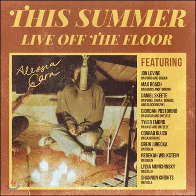 Alessia Cara (알레시아 카라) - This Summer: Live Off The Floor [LP]
