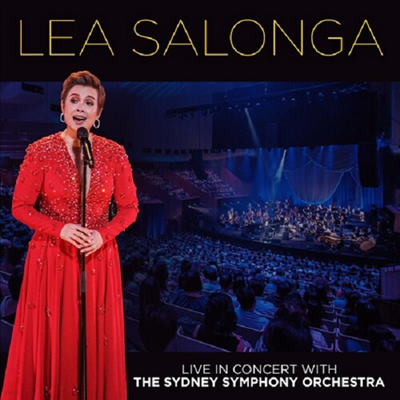 Lea Salonga - Live in Concert with the Sydney Symphony Orchestra (CD)