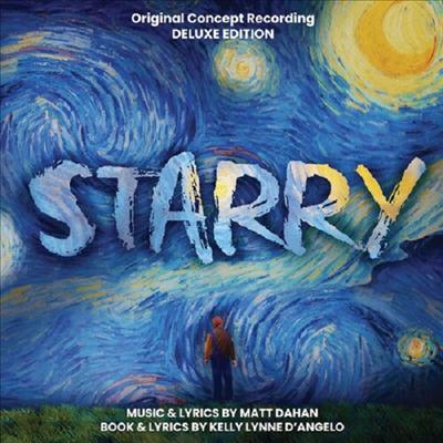 Matt Dahan/Kelly Lynne D'Angelo - Starry (스타리) (Original Concept Recording) (Deluxe Edition)(CD)
