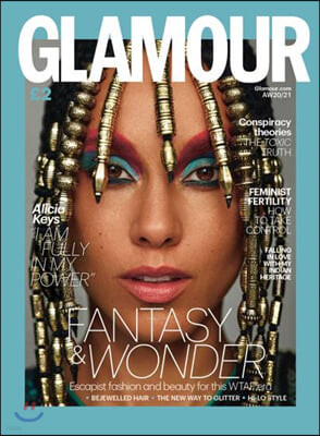 Glamour UK (반간지) : 2020년 Autumn /Winter