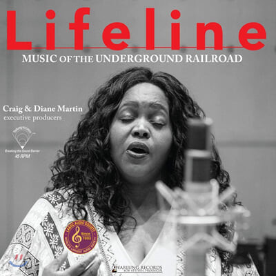 Lifeline Quartet 흑인 영가 (Lifeline - Music of the Underground Railroad) [LP]