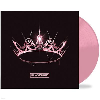블랙핑크 (BLACKPINK) - BLACKPINK 1st VINYL LP (THE ALBUM) (Ltd)(Gatefold Colored LP)