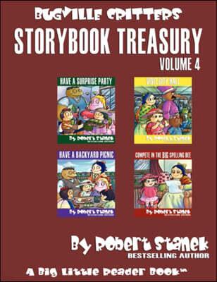 Robert Stanek's Bugville Critters Storybook Treasury, Volume 4