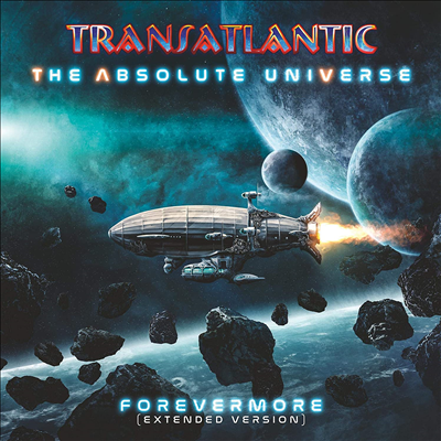 Transatlantic - Absolute Universe: Forevermore (Extended Edition)(2CD) (Digipack)