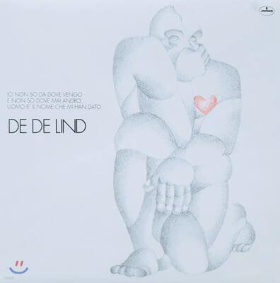 De De Lind (데 데 랜드) - Lo Non So Da Dove Vengo [그린 컬러 LP]