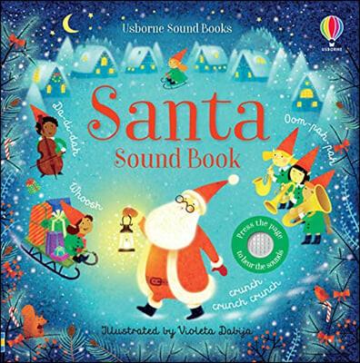 An Santa Sound Book