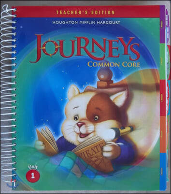 Journeys Common Core Teacher's Edition G1.1