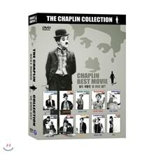 [슈퍼특가] 찰리 채플린 명작 10종 베스트 컬렉션 : 뉴욕의 왕+라임라이트+살인광 시대+위대한 독재자+모던 타임즈+시티 라이트+서커스+황금광 시대+파리의 여인+키드