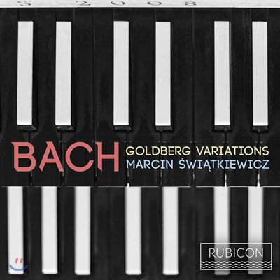 Marcin Swiatkiewicz 바흐: 골드베르크 변주곡 (J.S.Bach: Goldberg Variations BWV988)