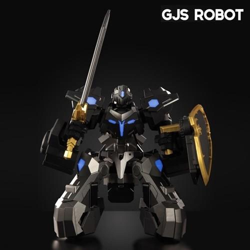 GJS ROBOT 인공지능 휴머노이드 모션싱크로봇 갠...