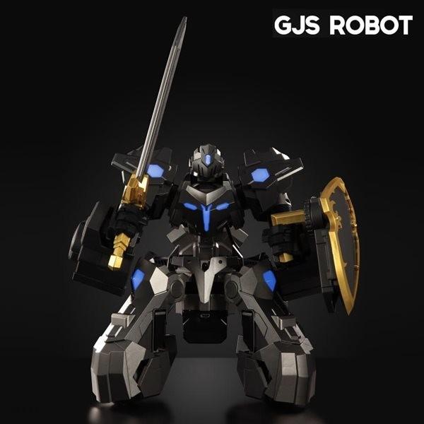 GJS ROBOT 인공지능 휴머노이드 모션싱크로봇 갠커엑스 GANKER EX 프라모델 G00500