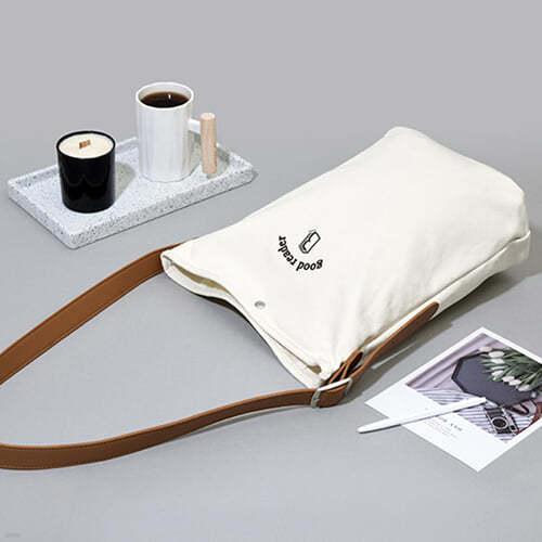 [예스베리굿즈] 굿리더를 위한 캔버스 BASIC BAG...