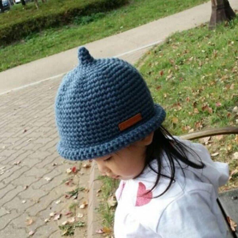 (DIY)큐티 꼭지모자만들기