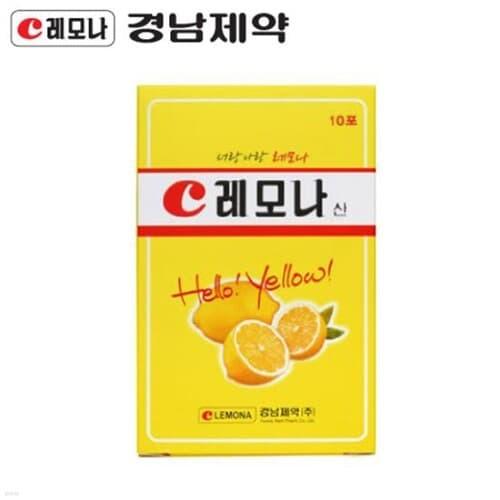 [경남제약] 레모나산 2gx10T