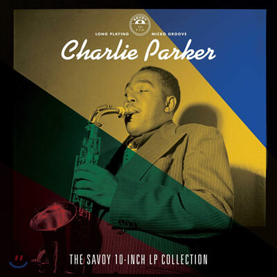 Charlie Parker (찰리 파커) - The Savoy 10-inch LP Collection