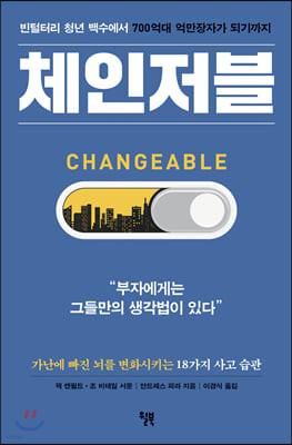 체인저블 CHANGEABLE