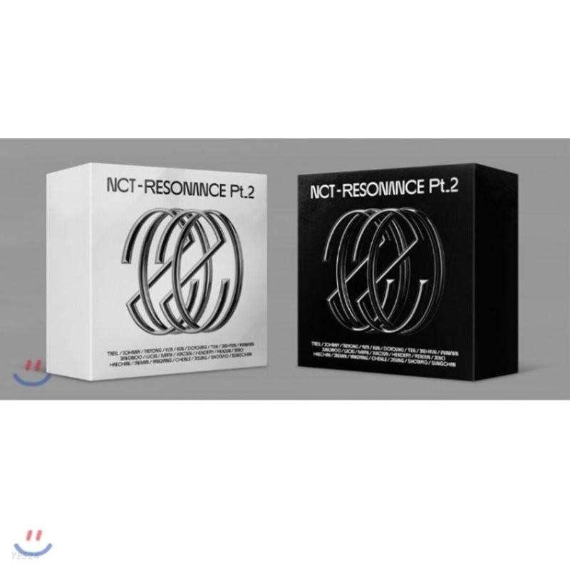 엔시티 (NCT) - The 2nd Album RESONANCE Pt.2 (더 세컨드 앨범 레조넌스 파트2) [스마트 뮤직 앨범(키트 앨범)] [커버 2종 중 1종 랜덤 발송]