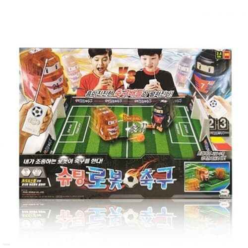 미미월드 NEW 슈팅로봇축구 놀이 완구 장난감 20...