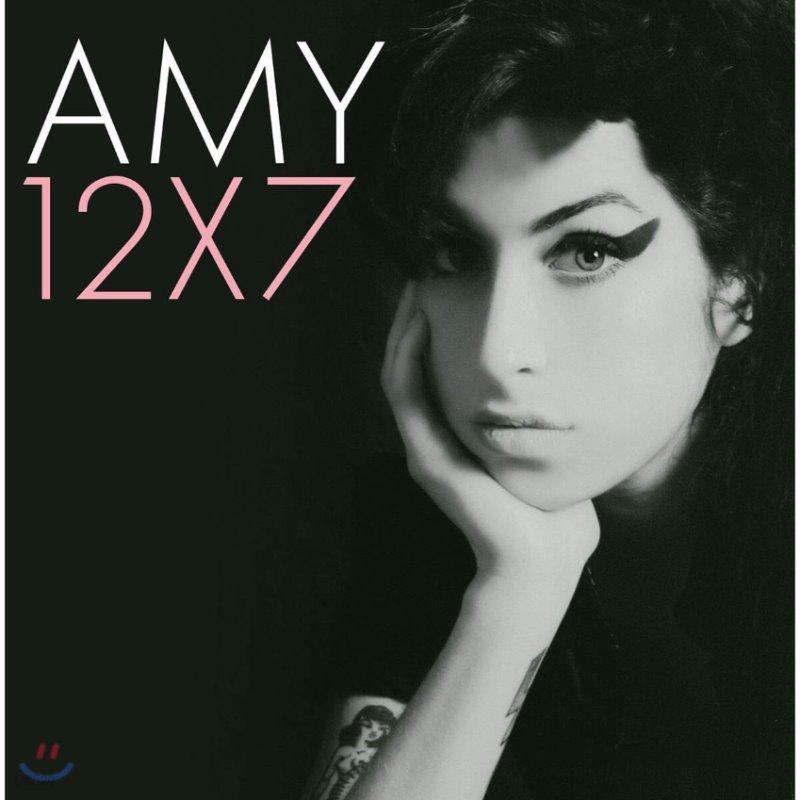 Amy Winehouse (에이미 와인하우스) - 12X7 [7인치 싱글 Vinyl 박스세트]