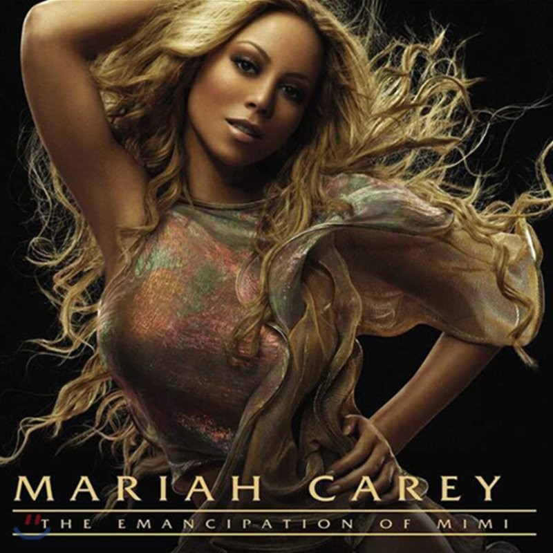 Mariah Carey (머라이어 캐리) - 10집 The Emancipation of Mimi [2LP]