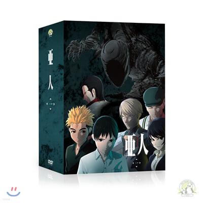 아인 1기 (3Disc, 500세트 한정판)
