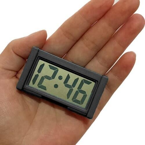 1Plus1 데코 미니 꼬마 디지털시계 탁상시계 전자시계