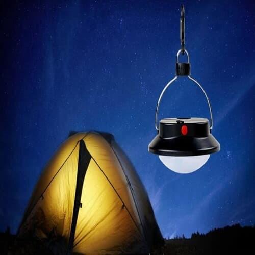 태양광 USB 충전 캠핑 LED등 랜턴 Light 야영 실...