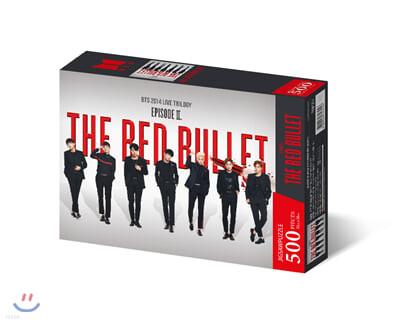 BTS 직소퍼즐 월드투어 포스터 4/THE RED BULLET