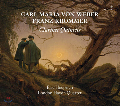 Eric Hoeprich 베버 / 크롬머 / 베어만: 클라리넷 오중주 (Weber / Krommer / Baermann: Clarinet Quintets)