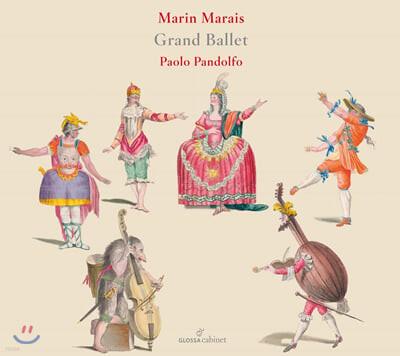 Paolo Pandolfo 마랭 마레: 그랑 발레 (Marin Marais: Grand Ballet)