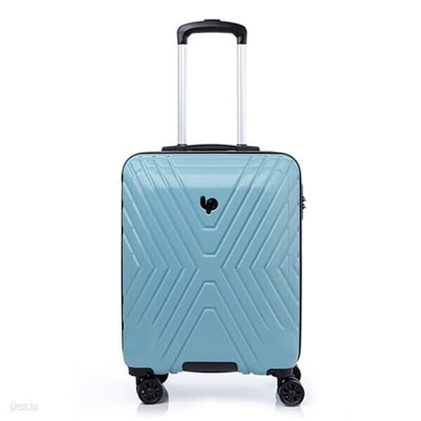 럭키플래닛 제니아 스카이블루 25인치 수화물용 하드캐리어 여행가방 캐리어