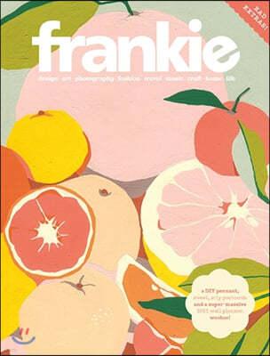 Frankie (격월간) : 2021년, #99