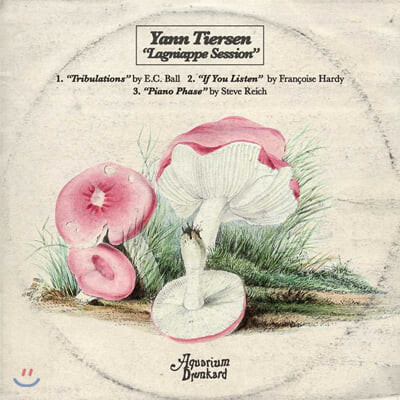 Yann Tiersen (얀 티에르상) - Lagniappe Session (Single) [핑크 컬러 LP]