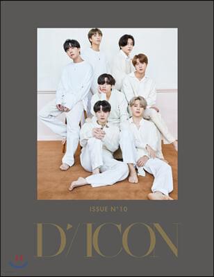 D-icon 디아이콘 vol.10 BTS goes on! 8. 종합판