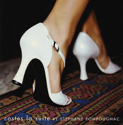 호텔 코스테 2집 (Hotel Costes Vol. 2: La Suite - Stephane Pompougnac) [2LP]