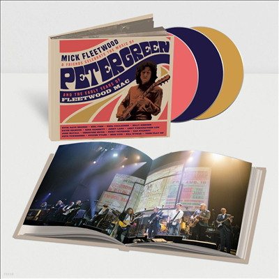 Mick Fleetwood & Friends - Celebrate The Music Of Peter Green And The Early Years Of Fleetwood Mac (2CD+Blu-ray)