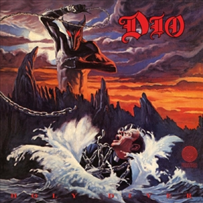Dio - Holy Diver (Remastered)(180g LP)