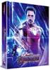 어벤져스: 엔드게임 (3Disc 4K UHD + 2D + Bonus BD B1 렌티큘러 풀슬립 스틸북 한정판) : 블루레이