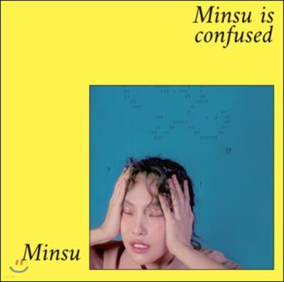 민수 (Minsu) - Minsu Is Confused / XXLove [7인치 싱글 Vinyl]
