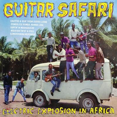 기타 사파리 (Guitar Safari : Electric Explosion In Africa)